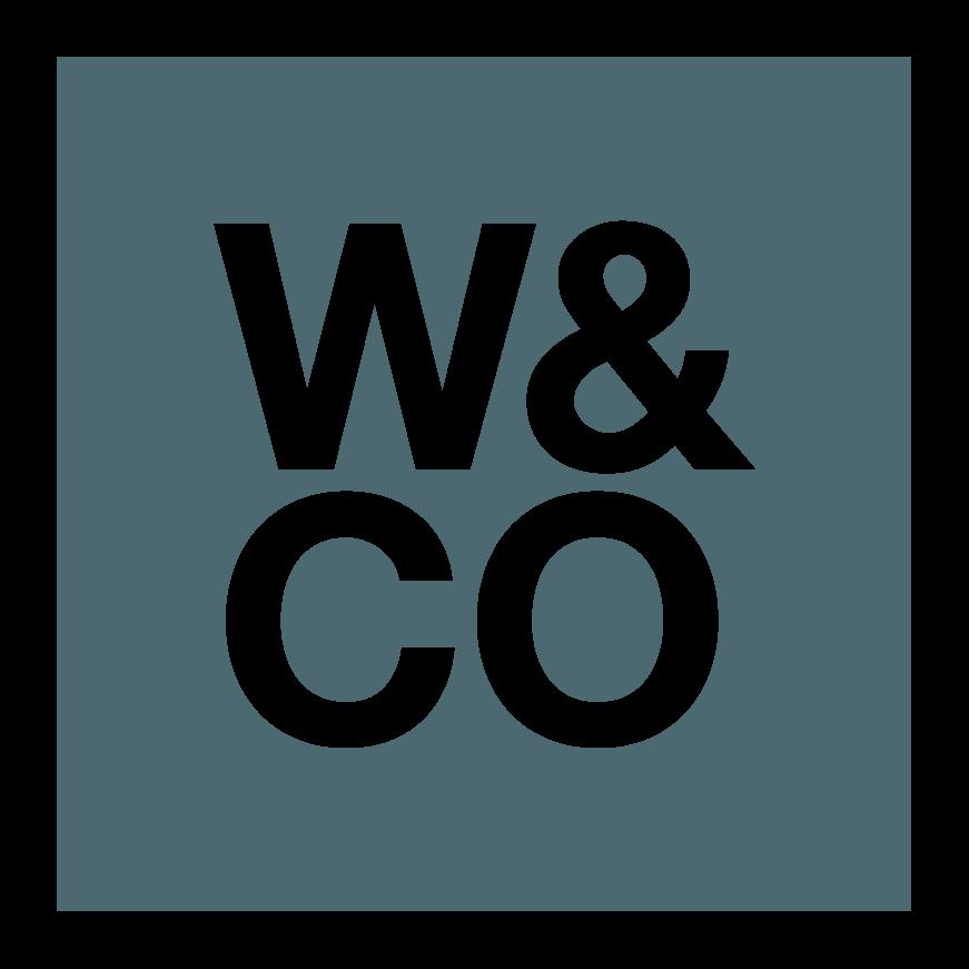 W&CO black